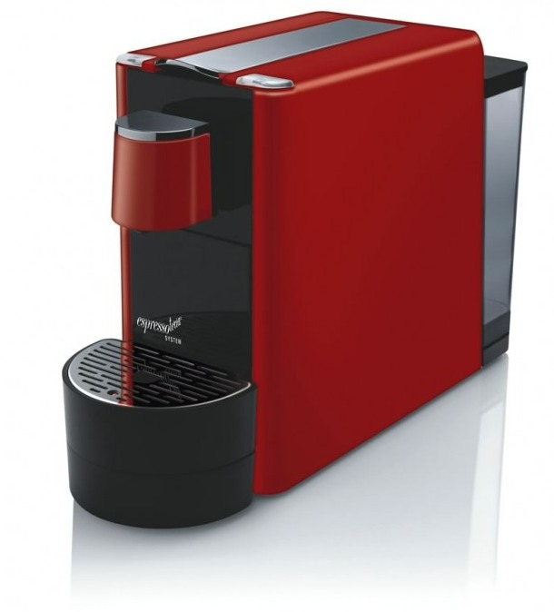 Espressotoria Adesso Coffee Capsule Machine (Red)