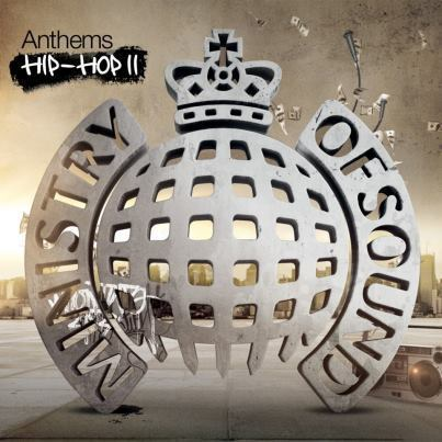 Ministry of Sound: Anthems Hip-Hop II (3CD) by Various