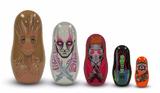 Guardians of the Galaxy - Nesting Dolls Set