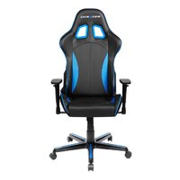 DXRacer Formula Series FH57 Gaming Chair (Black and Blue) for