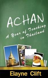 Achan by Elayne Clift