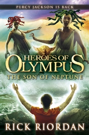 The Son of Neptune (Heroes of Olympus #2) by Rick Riordan image
