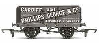 Hornby: 7 Plank Wagon 'Phillips, George & Co'