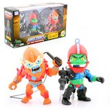 MOTU: Beast Man & Trap Jaw Variant Mini-Figure Set