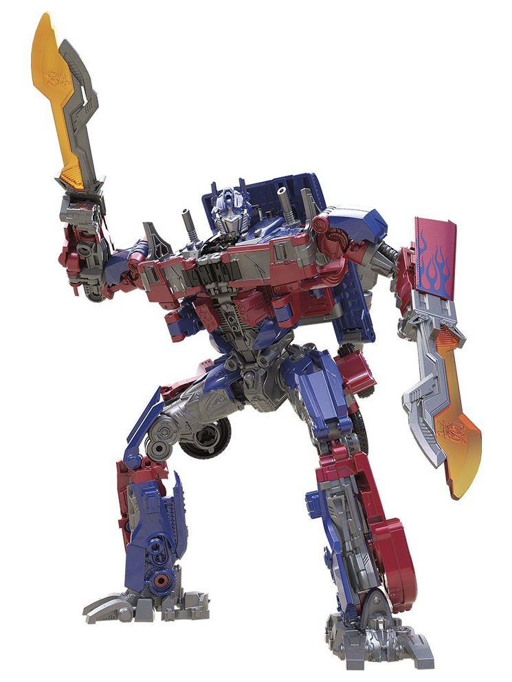 Transformers: Generations - Voyager - Optimus Prime image