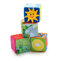 Baby Einstein: Explore & Discover - Soft Blocks