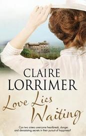 Love Lies Waiting by Claire Lorrimer image