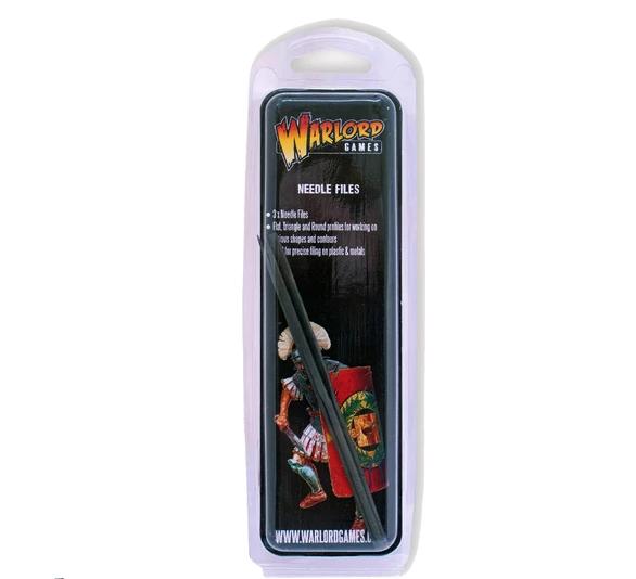 Warlord Needle Files