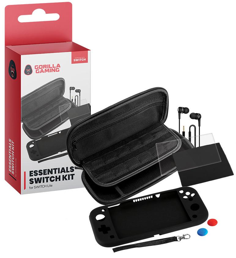 Gorilla Gaming Switch Lite Essentials Kit screenshot