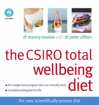 The Total Wellbeing Diet by Dr Manny Noakes image