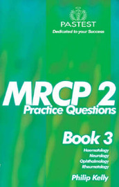 MRCP 2: Book 3 by Philip Kelly image