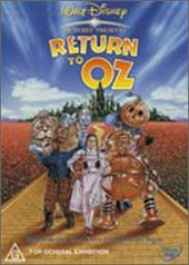 Return To Oz on DVD
