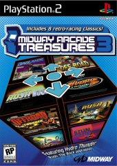Midway Arcade Treasures 3 for PlayStation 2