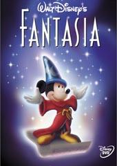 Fantasia on DVD