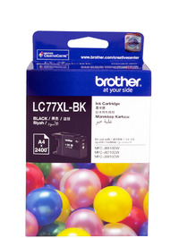 Brother Ink Cartridge LC77XLBK (Black)