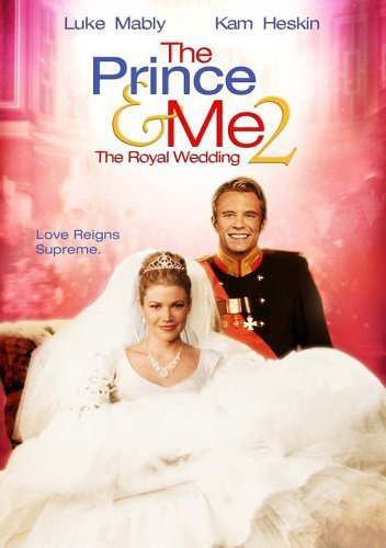 The Prince & Me 2 - The Royal Wedding on DVD