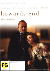 Howards End on DVD