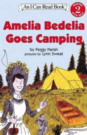Amelia Bedelia Goes Camping by Peggy Parish image
