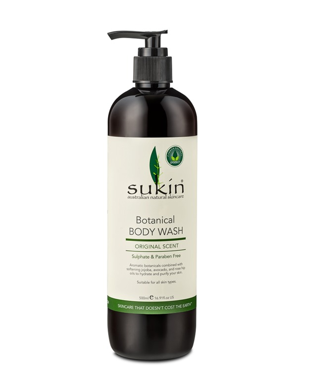 Sukin - Botanical Body Wash (500ml)