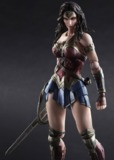 Batman vs Superman - Wonder Woman Play Arts Kai Figure