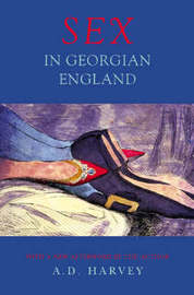 Sex In Georgian England by A.D. Harvey image