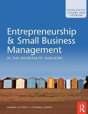 Entrepreneurship & Small Business Management in the Hospitality Industry by Darren Lee-Ross image