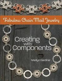 Fabulous Chain Mail Jewelry by Marilyn Gardiner image