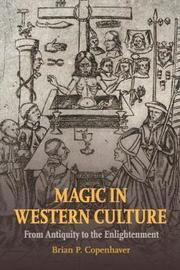 Magic in Western Culture by Brian P. Copenhaver image