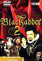 Blackadder - Series 2 on DVD
