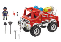 Playmobil: City Action - Fire Truck (9466)