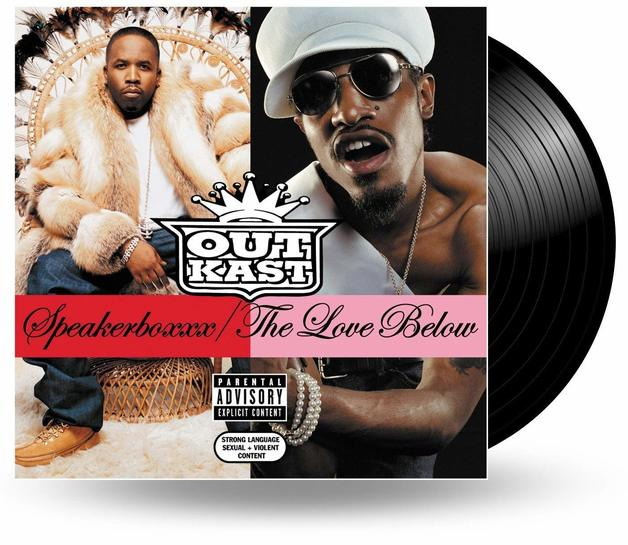 Speakerboxxx/Love by Outkast