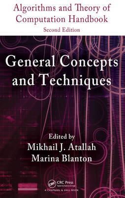 Algorithms and Theory of Computation Handbook, Second Edition, Volume 1 by Mikhail J. Atallah image
