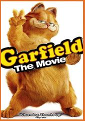 Garfield, The Movie on DVD