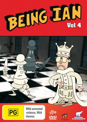 Being Ian - Vol. 4 on DVD