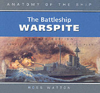 "The Battleship ""Warspite"" by V.E. Tarrant image"