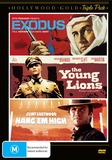 Exodus / The Young Lions / Hang 'Em High DVD