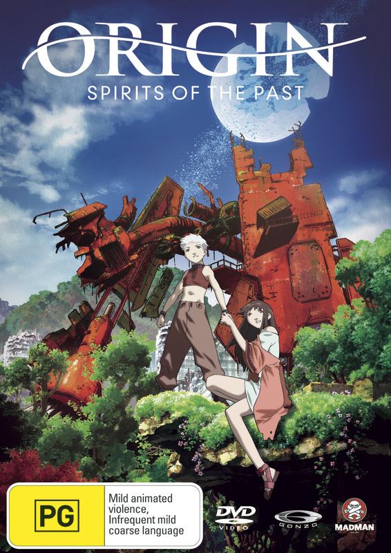 Origin - Spirits Of The Past on DVD