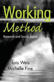 Working Method by Lois Weis image