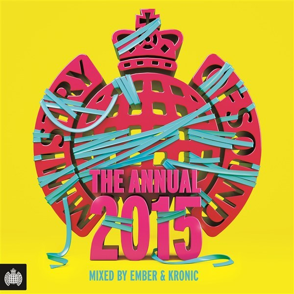The Annual 2015 by Various Artists