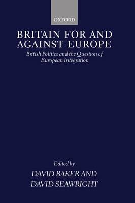 Britain For and Against Europe image