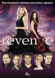 Revenge: The Complete Fourth Season DVD