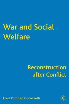 War and Social Welfare by Fred Pompeo Cocozzelli image