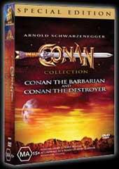 Conan Collection on DVD