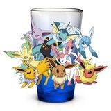 Pokemon Eevee Evolution Pint Glass (473ml)