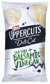 Eta Uppercuts: Delicut - Sea Salt & Balsamic Vinegar (150g)