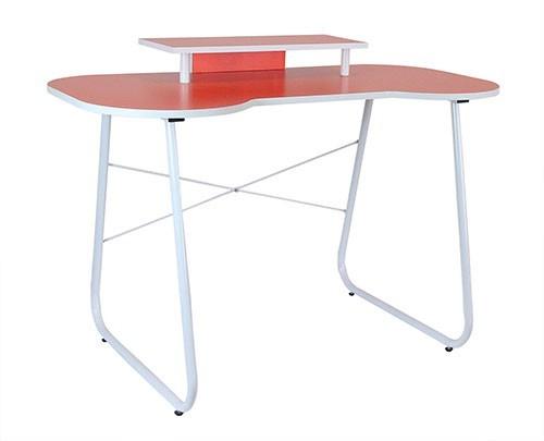 Omp Soho Series Carnaby Desk Orange/White