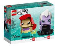 LEGO Brickheadz: Ariel & Ursula (41623)