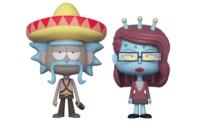 Sombrero Rick + Unity - Vynl. Figure 2-Pack