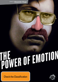 The Power of Emotion on DVD