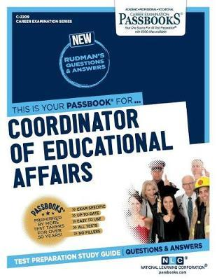 Coordinator of Educational Affairs by National Learning Corporation